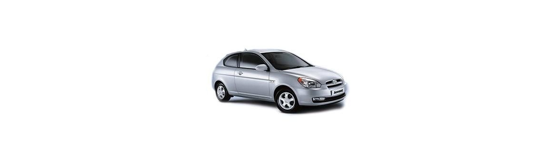 Pellicole Oscuranti Per Hyundai Accent 3P dal 2007 ad OGGI Pre Tagliate a Misura Oscuramento Vetri