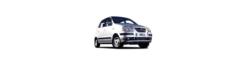 Pellicole Oscuranti Per Hyundai Amica 5P dal 2000 al 2003 Pre Tagliate a Misura Oscuramento Vetri