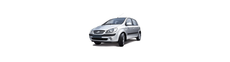 Pellicole Oscuranti Per Hyundai Getz 5P dal 2002 al 2006 Pre Tagliate a Misura Oscuramento Vetri