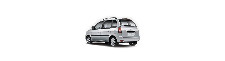 Pellicole Oscuranti Per Hyundai Matrix 5P dal 2002 al 2007 Pre Tagliate a Misura Oscuramento Vetri