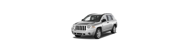 Pellicole Oscuranti Per Jeep Compass dal 2007 al 2011 Pre Tagliate a Misura Oscuramento Vetri