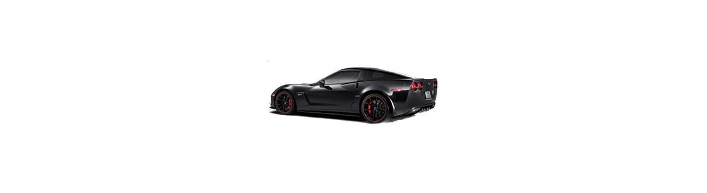 Pellicole Oscuranti Per Corvette C6 dal 2009 al 2010 Pre Tagliate a Misura Oscuramento Vetri