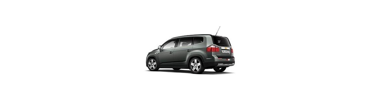 Pellicole Oscuranti Per Chevrolet Orlando dal 2011 ad OGGI Pre Tagliate a Misura Oscuramento Vetri