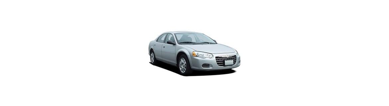 Pellicole Oscuranti Per Chrysler Sebring 4P dal 2001 al 2006 Pre Tagliate a Misura Oscuramento Vetri