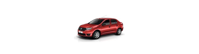 Pellicole Oscuranti Per Dacia Logan 4P dal 2013 ad OGGI Pre Tagliate a Misura Oscuramento Vetri