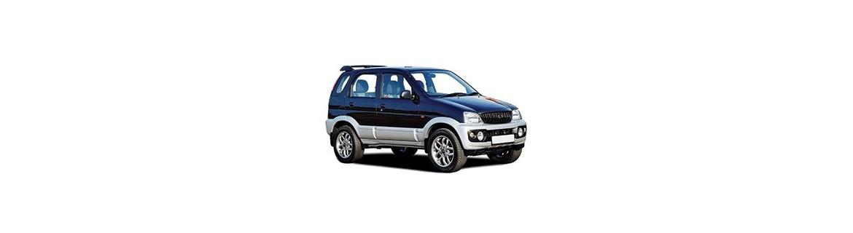 Pellicole Oscuranti Per Daihatsu Terios dal 2004 al 2007 Pre Tagliate a Misura Oscuramento Vetri