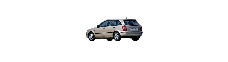 Pellicole Oscuranti Per Mazda 323 F dal 1999 al 2003 Pre Tagliate a Misura Oscuramento Vetri