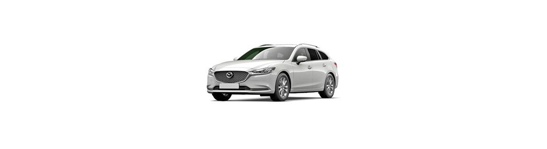 Pellicole Oscuranti Per Mazda 6 Pre Tagliate a Misura Oscuramento Vetri