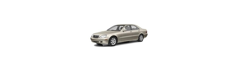 Pellicole Oscuranti Per Mercedes Classe S dal 2002 al 2006 Pre Tagliate a Misura Oscuramento Vetri