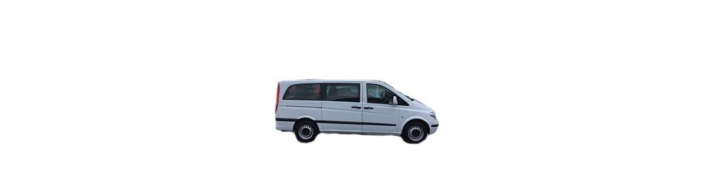 Pellicole Oscuranti Per Mercedes Vito Traveliner dal 2004 al 2006 Pre Tagliate a Misura Oscuramento Vetri