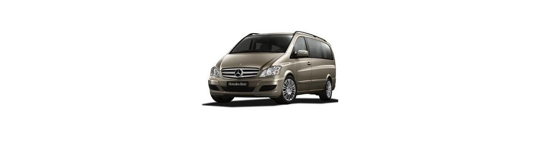 Pellicole Oscuranti Per Mercedes Viano dal 2003 al 2014 Pre Tagliate a Misura Oscuramento Vetri