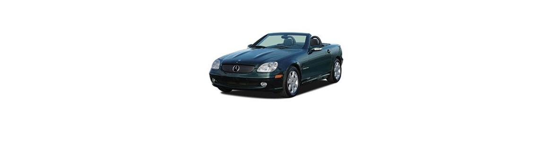 Pellicole Oscuranti Per Mercedes SLK dal 1996 al 2004 Pre Tagliate a Misura Oscuramento Vetri