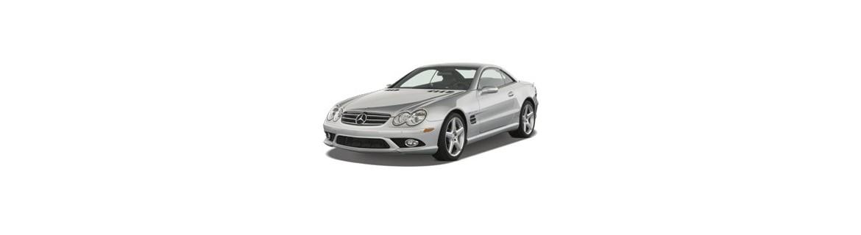Pellicole Oscuranti Per Mercedes SL Pre Tagliate a Misura Oscuramento Vetri