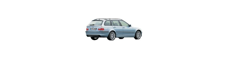 Pellicole Oscuranti BMW Serie 3 E46 Touring dal 2000 al 2006 Pre Tagliate a Misura Oscuramento Vetri