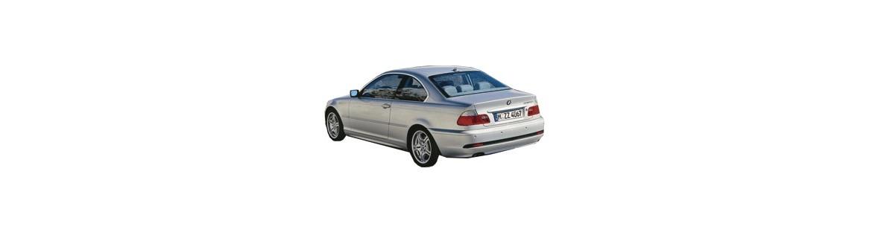 Pellicole Oscuranti BMW Serie 3 E46 Coupé dal 1999 al 2006 Pre Tagliate a Misura Oscuramento Vetri