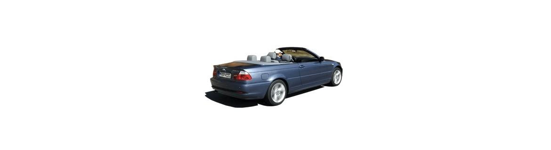 Pellicole Oscuranti BMW Serie 3 Cabrio dal 2001 al 2006 Pre Tagliate a Misura Oscuramento Vetri