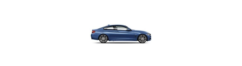 Pellicole Oscuranti BMW Serie 4 Coupé dal 2014 ad OGGI Pre Tagliate a Misura Oscuramento Vetri