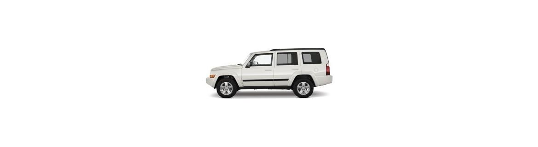 Pellicole Oscuranti Per Jeep Commander Pre Tagliate a Misura Oscuramento Vetri