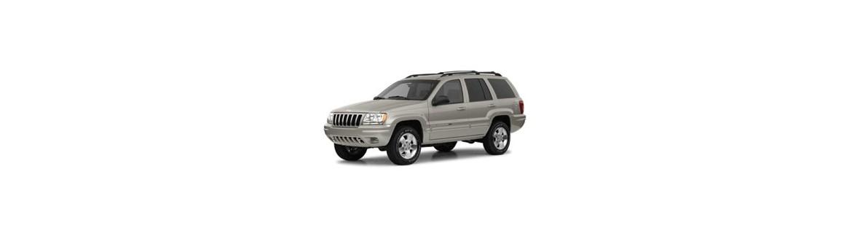 Pellicole Oscuranti Per Jeep Grand Cherokee dal 1999 al 2004 Pre Tagliate a Misura Oscuramento Vetri