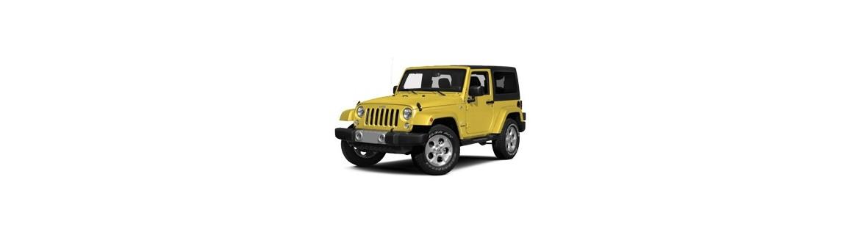 Pellicole Oscuranti Per Jeep Wrangler 3P dal 2011 ad OGGI Pre Tagliate a Misura Oscuramento Vetri