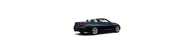 Pellicole Oscuranti BMW Serie 4 Cabrio dal 2014 ad OGGI ad OGGI Pre Tagliate a Misura Oscuramento Vetri