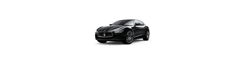 Pellicole Oscuranti Per Maserati Ghibly Pre Tagliate a Misura Oscuramento Vetri