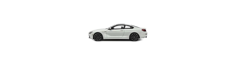 Pellicole Oscuranti BMW Serie 6 Coupé dal 2011 ad OGGI Pre Tagliate a Misura Oscuramento Vetri