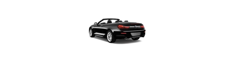 Pellicole Oscuranti BMW Serie 6 Cabrio dal 2011 ad OGGI Pre Tagliate a Misura Oscuramento Vetri