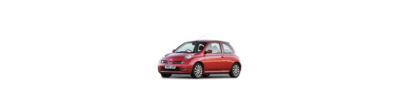 Pellicole Oscuranti Per Nissan Micra 3P dal 2008 al 2010 Pre Tagliate a Misura Oscuramento Vetri