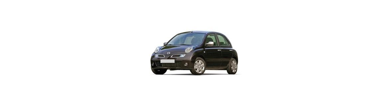 Pellicole Oscuranti Per Nissan Micra 5P dal 2003 al 2010 Pre Tagliate a Misura Oscuramento Vetri