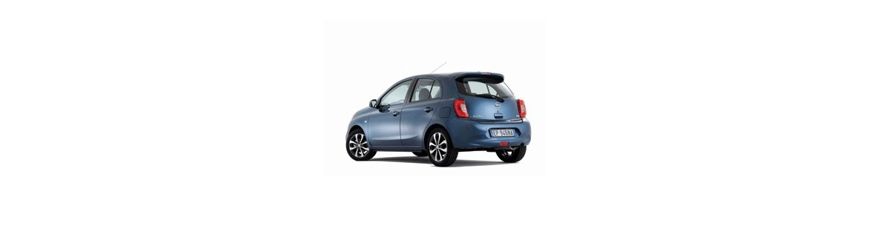 Pellicole Oscuranti Per Nissan Micra 5P dal 2010 ad OGGI Pre Tagliate a Misura Oscuramento Vetri