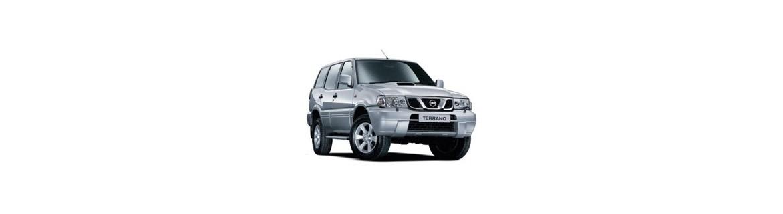 Pellicole Oscuranti Per Nissan Terrano 5P dal 1994 al 2006 Pre Tagliate a Misura Oscuramento Vetri