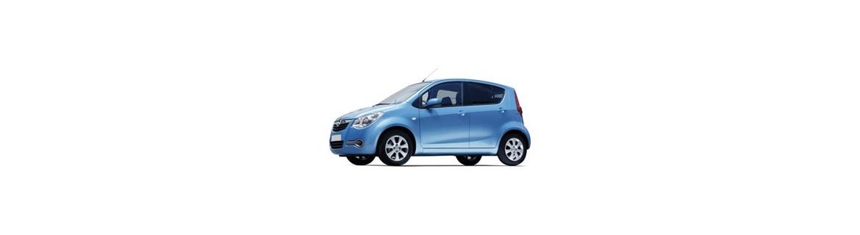 Pellicole Oscuranti Per Opel Agila 5P dal 2008 al 2015 Pre Tagliate a Misura Oscuramento Vetri
