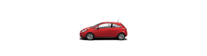 Pellicole Oscuranti Per Opel Corsa 3P dal 2006 al 2015 Pre Tagliate a Misura Oscuramento Vetri