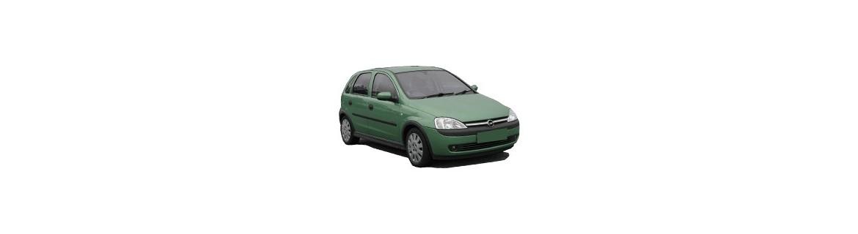 Pellicole Oscuranti Per Opel Corsa 5P dal 2001 al 2006 Pre Tagliate a Misura Oscuramento Vetri