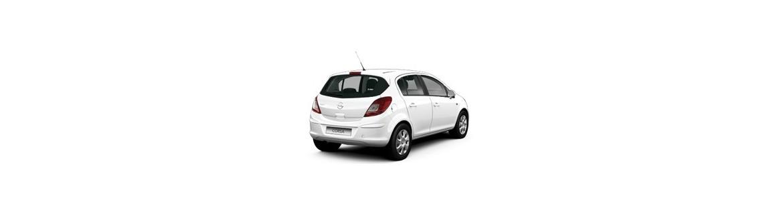 Pellicole Oscuranti Per Opel Corsa 5P dal 2006 al 2015 Pre Tagliate a Misura Oscuramento Vetri