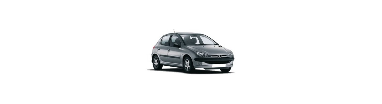 Pellicole Oscuranti Per Peugeot 206 Pre Tagliate a Misura Oscuramento Vetri