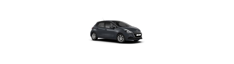 Pellicole Oscuranti Per Peugeot 208 Pre Tagliate a Misura Oscuramento Vetri