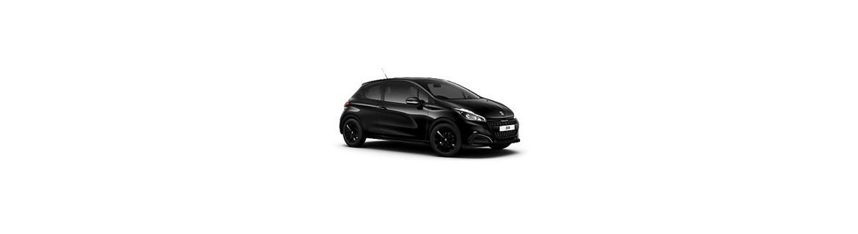 Pellicole Oscuranti Per Peugeot 208 3P dal 2012 ad OGGI Pre Tagliate a Misura Oscuramento Vetri