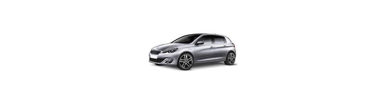 Pellicole Oscuranti Per Peugeot 308 Pre Tagliate a Misura Oscuramento Vetri