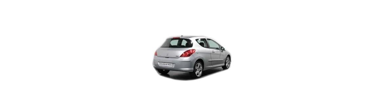 Pellicole Oscuranti Per Peugeot 308 3P dal 2007 al 2012 Pre Tagliate a Misura Oscuramento Vetri