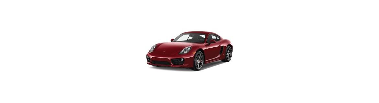 Pellicole Oscuranti Per Porsche Boxster dal 2014 ad OGGI Pre Tagliate a Misura Oscuramento Vetri