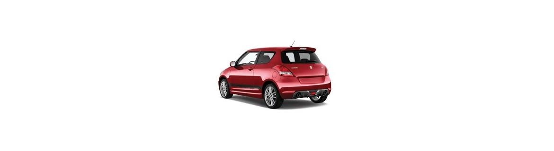Pellicole Oscuranti Per Suzuki Swift 3P dal 2010 al 2016 Pre Tagliate a Misura Oscuramento Vetri