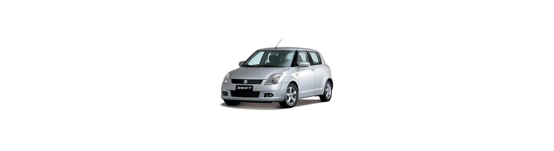 Pellicole Oscuranti Per Suzuki Swift 5P dal 2005 al 2009 Pre Tagliate a Misura Oscuramento Vetri