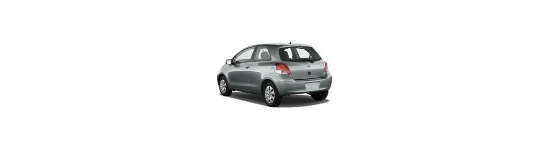 Pellicole Oscuranti Per Toyota Yaris 3P dal 2006 al 2010 Pre Tagliate a Misura Oscuramento Vetri