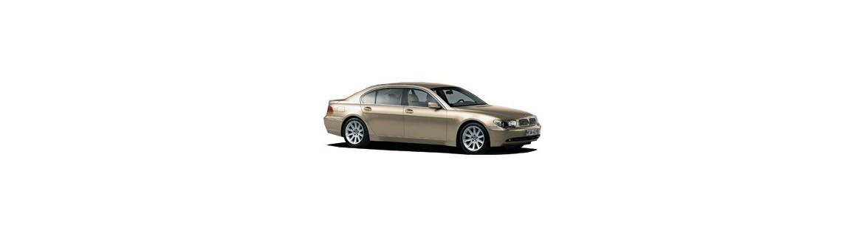 Pellicole Oscuranti BMW Serie 7 Berlina Long dal 2002 al 2008 Pre Tagliate a Misura Oscuramento Vetri
