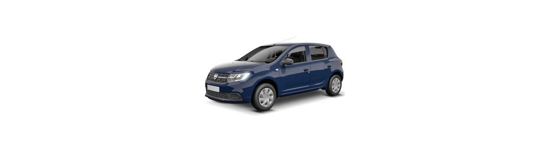 Pellicole Oscuranti Per Dacia Sandero 5P dal 2008 al 2012 Pre Tagliate a Misura Oscuramento Vetri