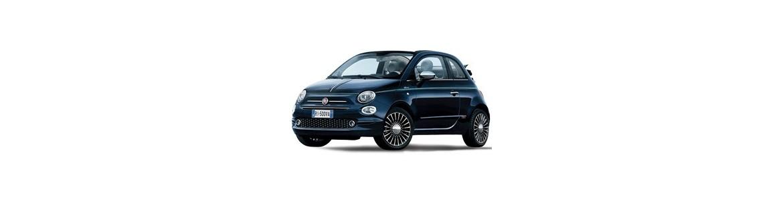 Pellicole Oscuranti Per Fiat 500 C dal 2009 ad OGGI Pre Tagliate a Misura Oscuramento Vetri