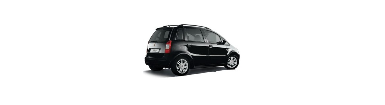 Pellicole Oscuranti Per Fiat Idea dal 2003 al 2009 Pre Tagliate a Misura Oscuramento Vetri