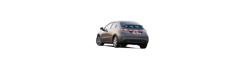 Pellicole Oscuranti Per Honda Civic 5P dal 2006 al 2011 Pre Tagliate a Misura Oscuramento Vetri